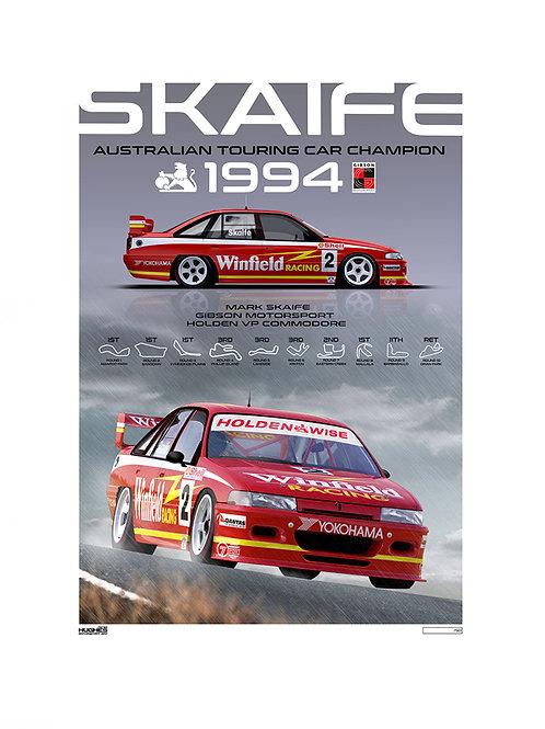 1994 ATCC CHAMPION - MARK SKAIFE