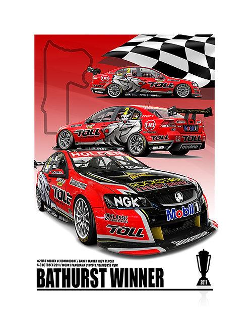 2011 BATHURST WINNER
