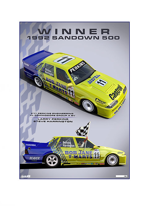 1992 SANDOWN 500 WINNER