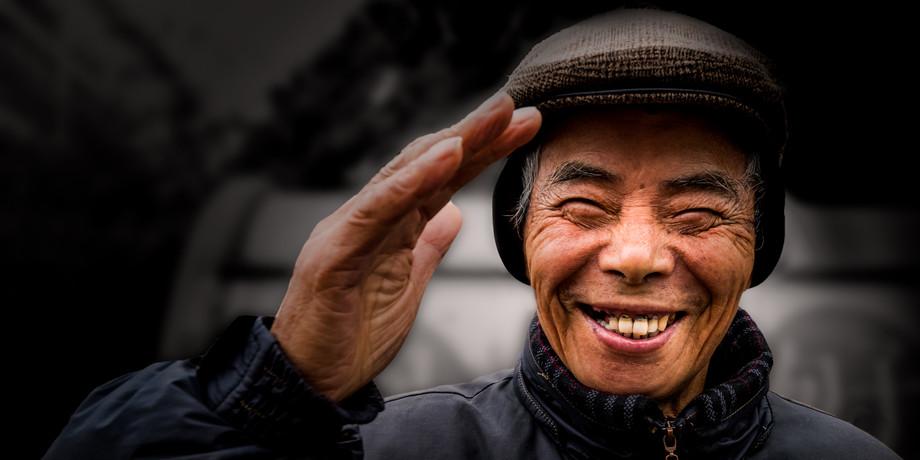Smiling old man-DSC_6759