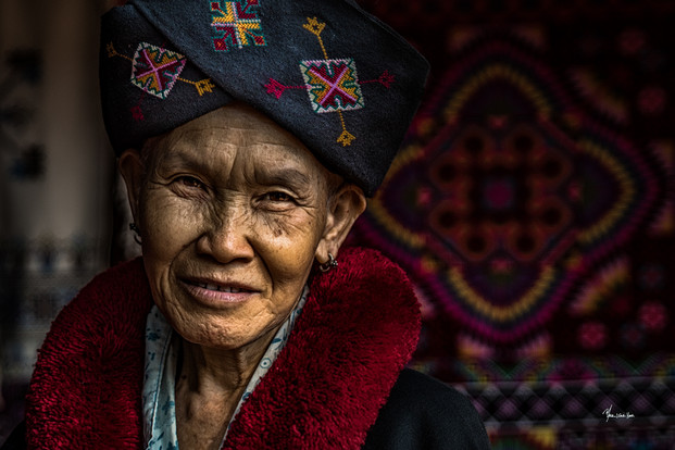 Lady of the Yao Tribe