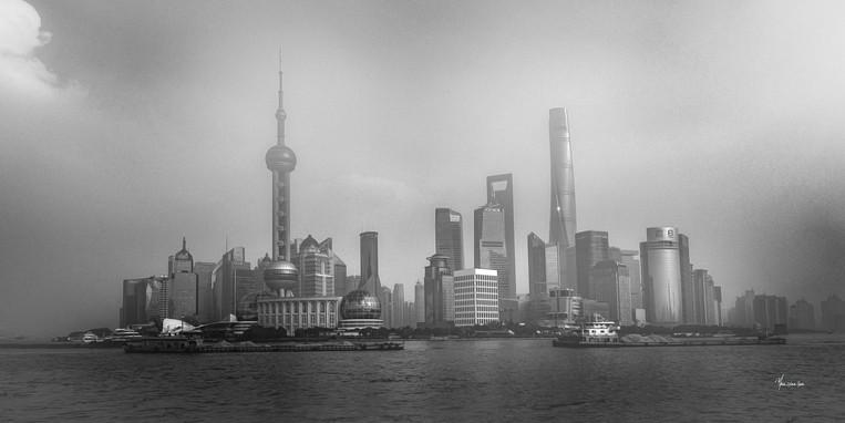 Fog over Pudong-DSC_6445