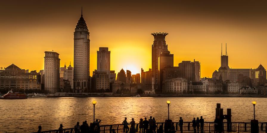 Shanghai Sunset-2014-10-25 09.53.0