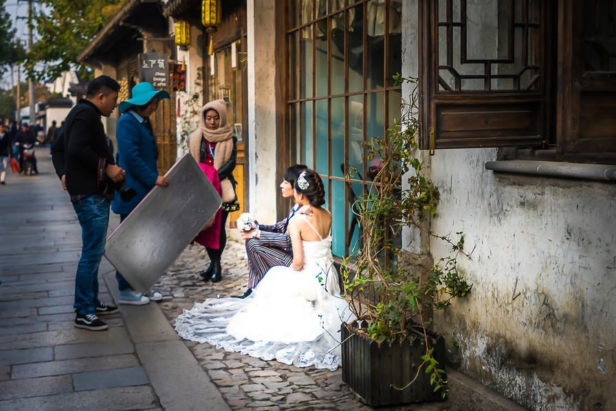 Wedding on PingJiangLu-2014-11-17