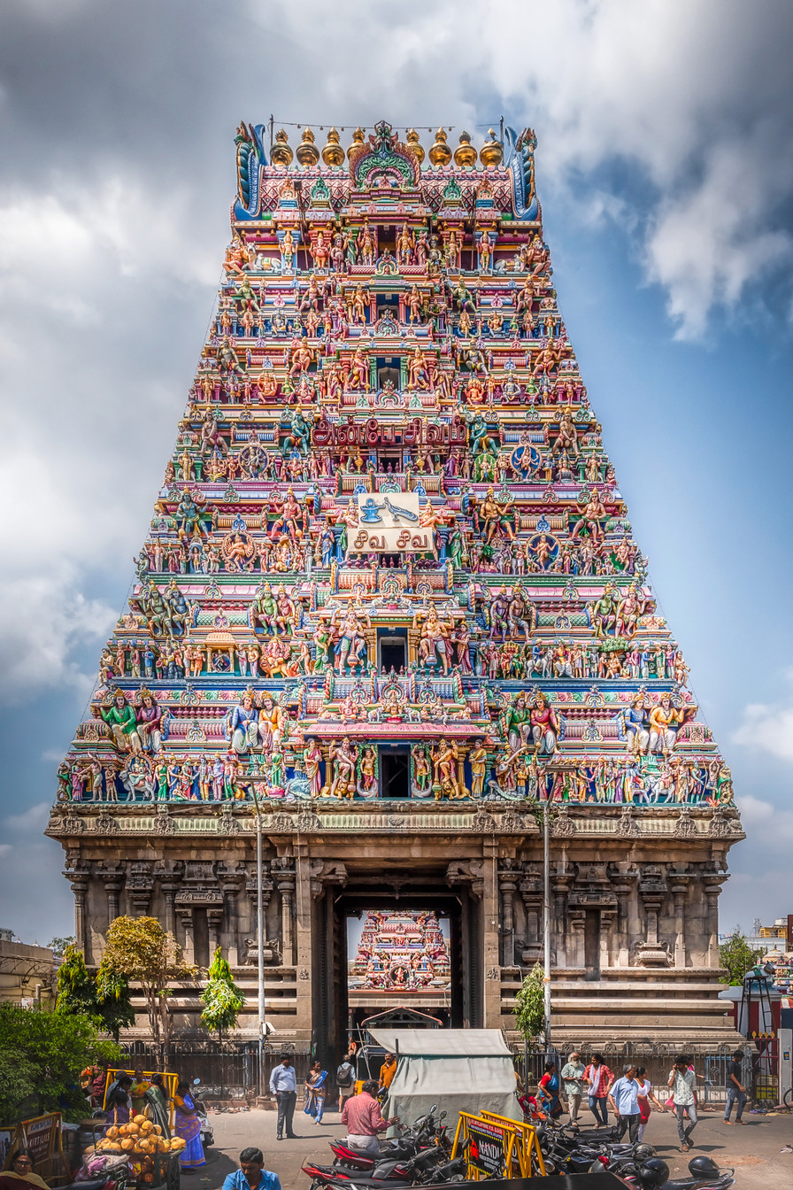Arulmigu Kapaleeswarar Temple-MAR_5734