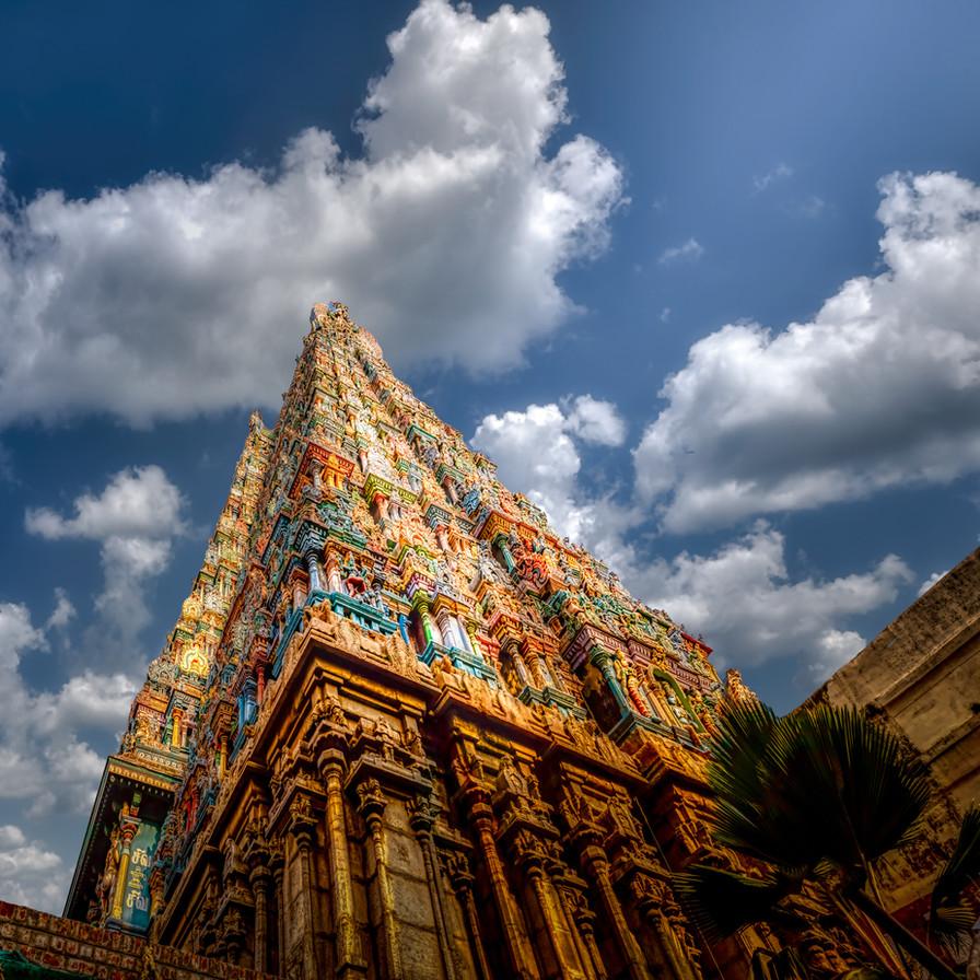 Arulmigu Koodal Azhagar Temple-MAR_5830