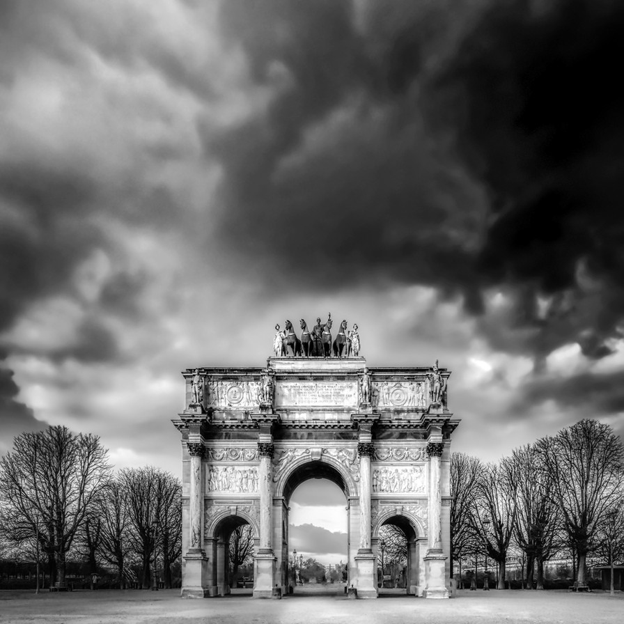 Arc du Carrousel du Louvre-MAR_4857