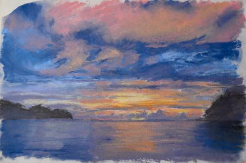 Sunset study 4
