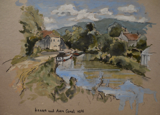 Kennet and Avon Canal study