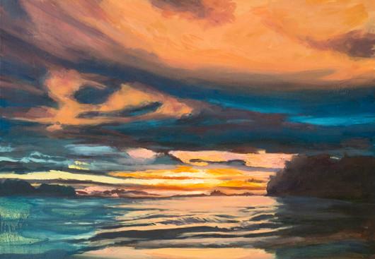 Costa Rican Sunset 1