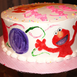 Child's Birthday Cake