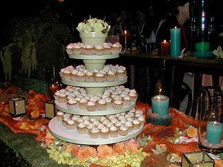 Wedding Cupcakes Tower