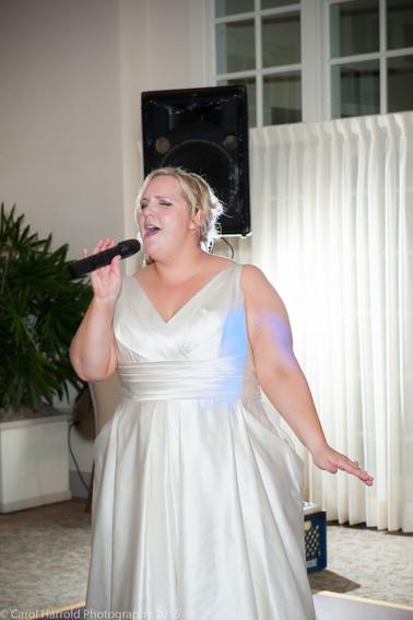 Bride Sings