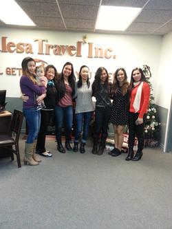Kalesa Christmas Party 2014