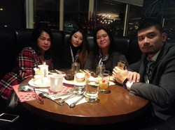 Kalesa Christmas Dinner 2015