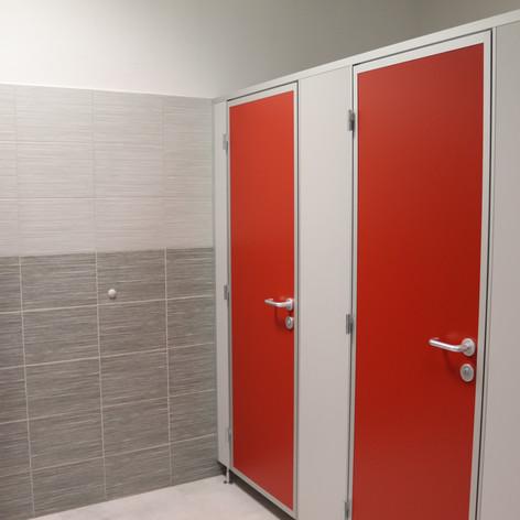Girls' Toilets
