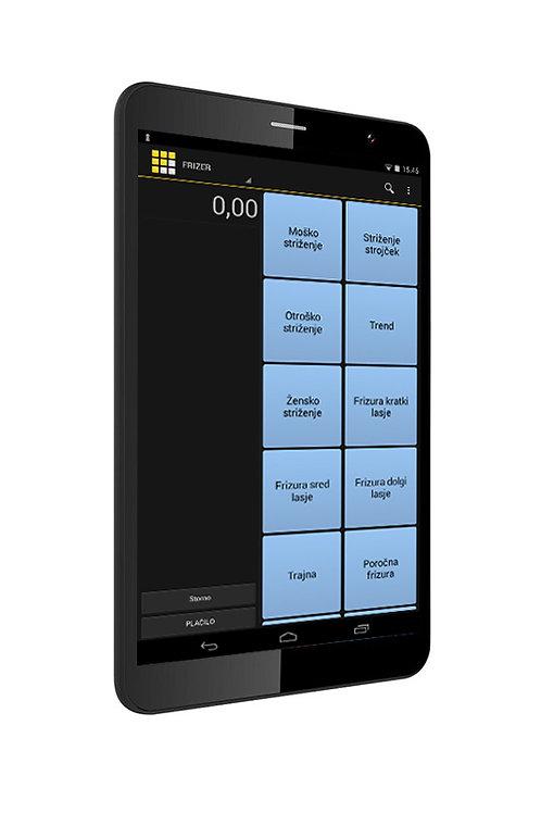 "VIVAX tablet TPC-806 3G 8"", 2x SIM"