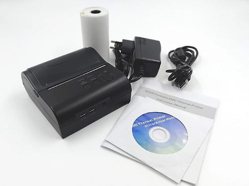 Prenosni bluetooth 79mm POS tiskalnik ZJ-8001