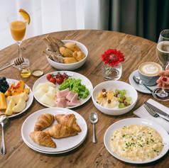 Snídaně v CORSO Boutique hotel