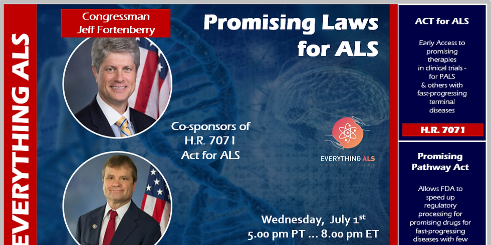 Promising Laws for ALS