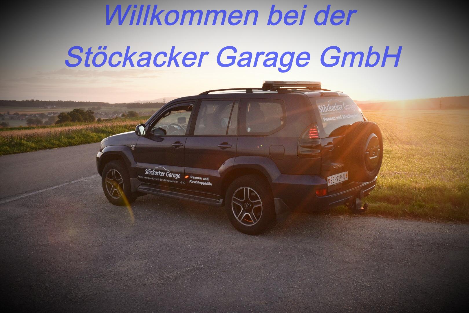 Willkommen bei der Stöckacker Garage