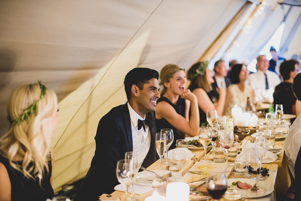 A Queenstown Tipi Wedding