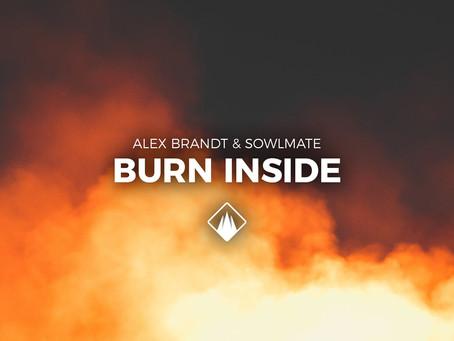 Alex Brandt & Sowlmate - Burn Inside