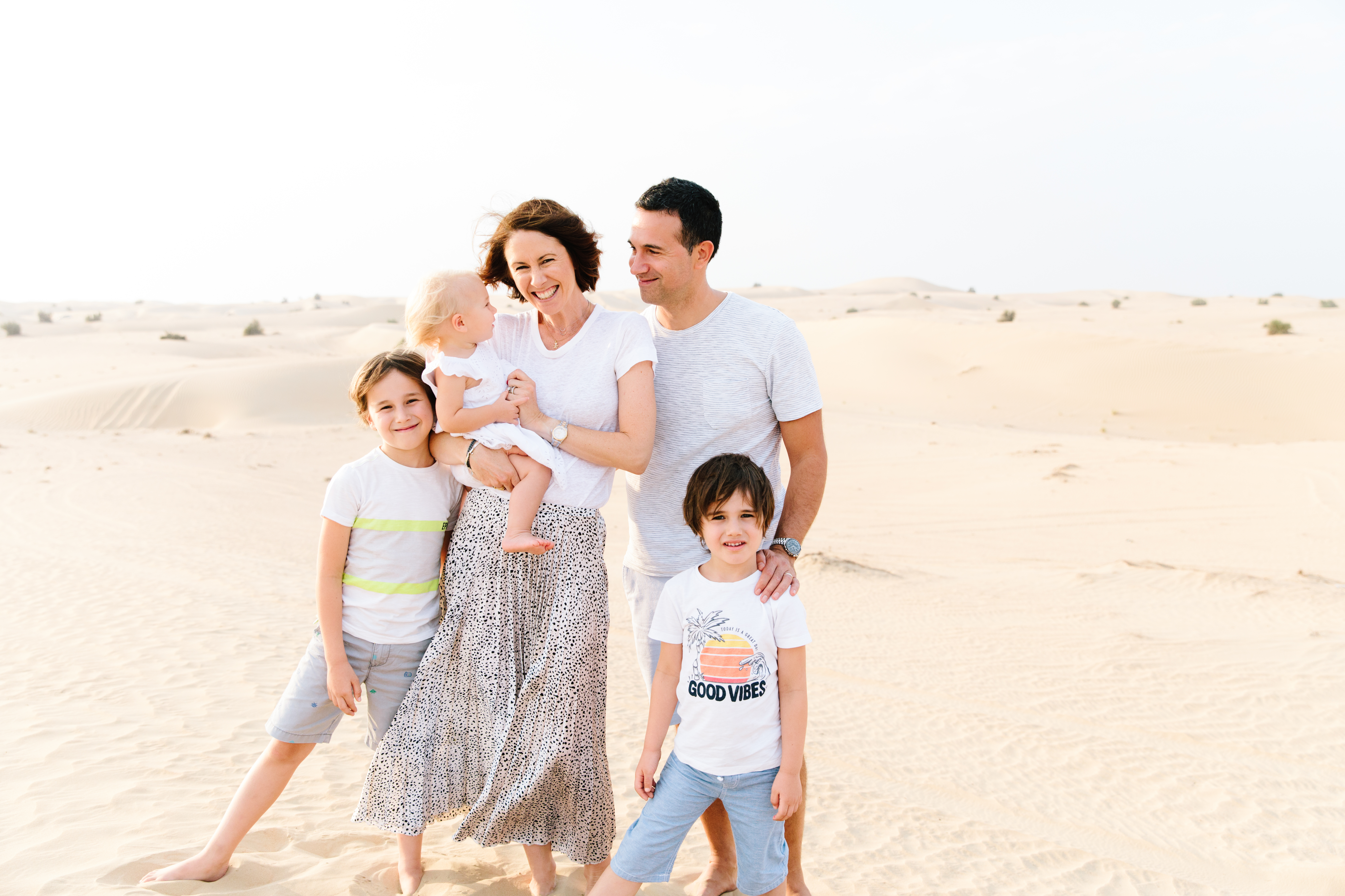 Family photographer dubai
