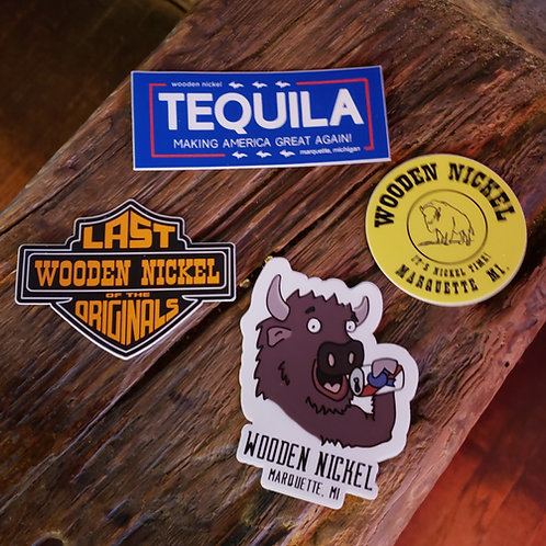 Variety Pack of Stickers