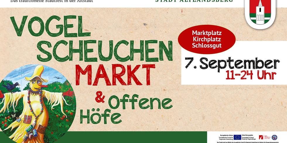 Vogelscheuchenmarkt & Offene Höfe