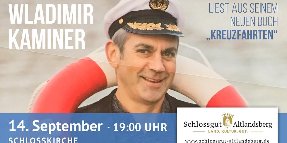 "Lesung: Wladimir Kaminer - ""Kreuzfahrten"""