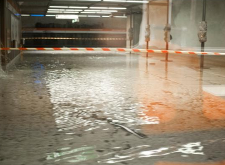 Flooding and Water Damage Restoration