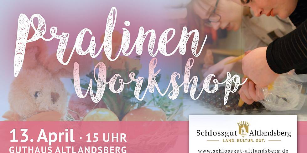 Pralinen-Workshop in der Osterzeit