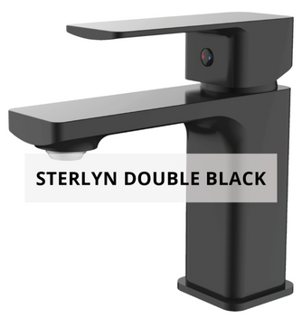 Sterlyn double black technical drawings