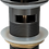 Thumbnail: Alvar Graphite Pop-up Waste 32mm slotted