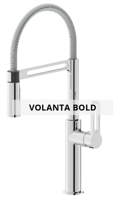 Volanta bold sink mixer technical sheet