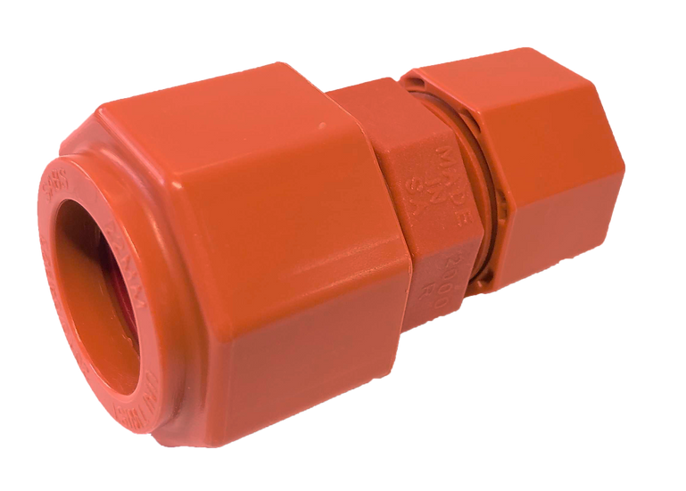 Coupler Red CxC , 15mm x 22mm