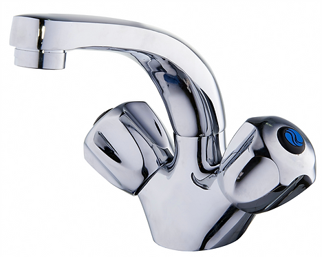 Serene Basin Mixer Swivel Spout