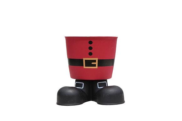 """7"""" Santa Boots 3-Qt"""