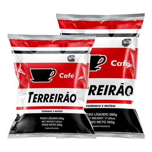 Café TERREIRÃO Pacote 10kg