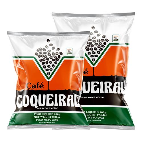 Café COQUEIRAL - Pacote 10kg