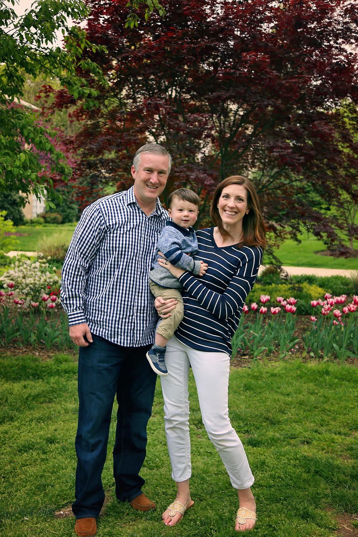 sherwood gardens family photos