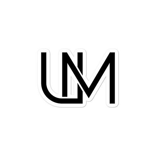 UM stickers