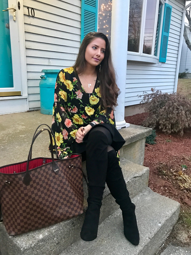 Thanksgiving Day Outfit Details