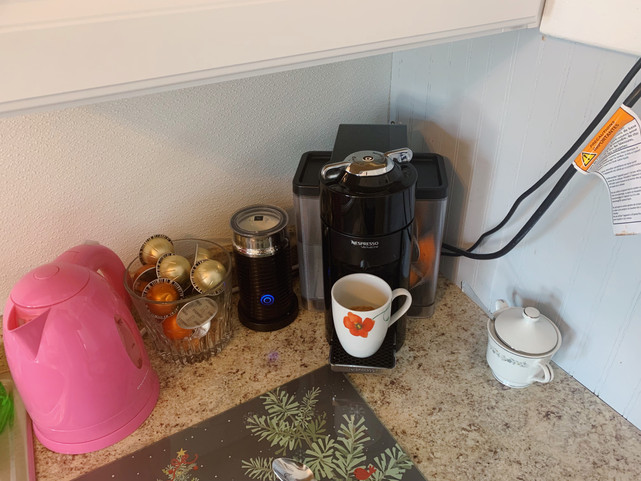 Latte Lovers Household Must: Nespresso Evoluo Machine