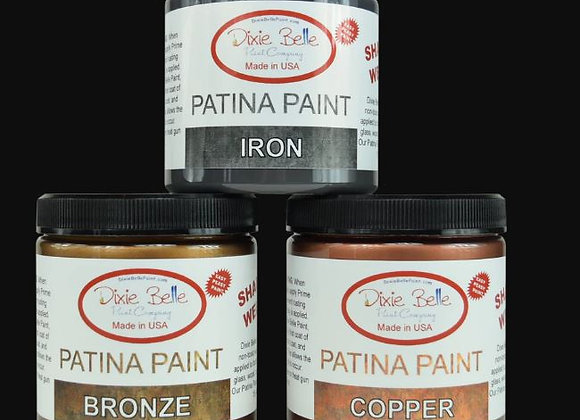 Patina Paint Iron 8oz