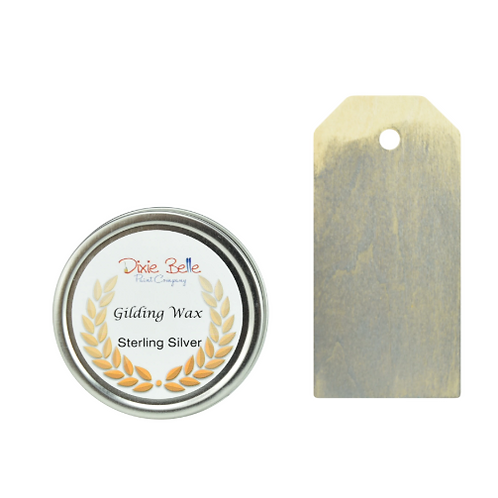 Sterling Silver Gilding Wax