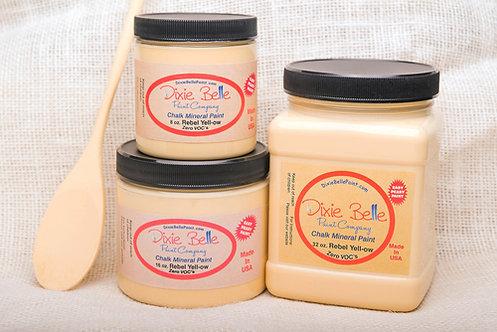 REBEL YELLOW- Dixie Belle Chalk Mineral Paint- Elite Premier Retailer-Florida