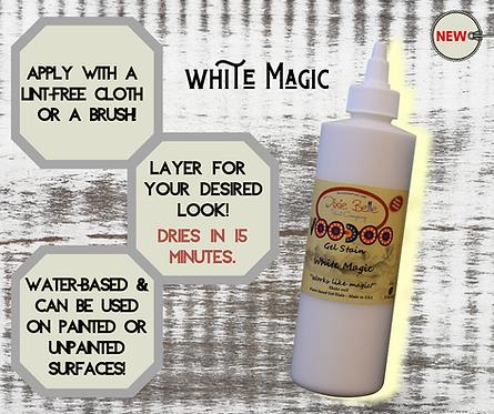 White Magic VooDoo Gel Stain *Water Based*