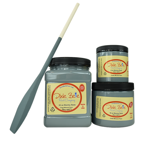 STORMY SEAS - Dixie Belle Chalk Mineral Paint-for Furniture/Cabinets/Any Surface